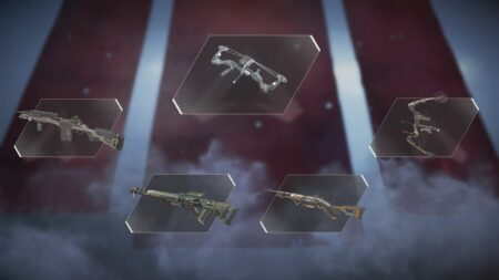 Image of Marksman Weapons in Apex Legends