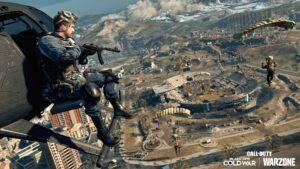 Image of Old Verdansk Stadium in Call of Duty: Warzone Season 3