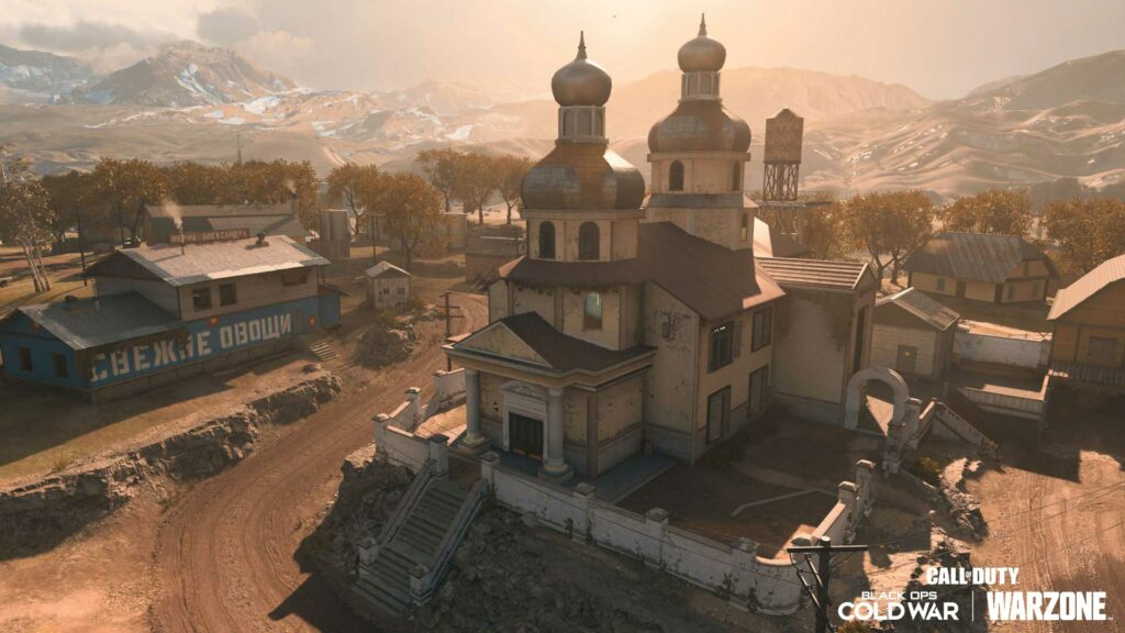Image of Standoff in Call of Duty: Warzone Season 3