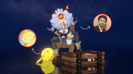 Genshin Impact, Easter Eggs