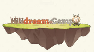 Graphic of Hilidream Camp Web Event of Genshin Impact