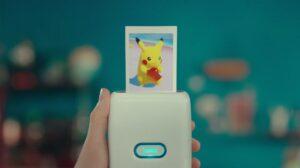 Pokemon, Pokemon Snap, Pikachu, Instax Link Mini