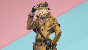 The Great Ace Attorney, Herlock Sholmes