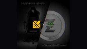 Bren Esports and Razer