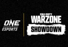 ONE Esports Call of Duty Warzone Showdown Logo