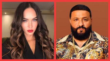 Fortnite, Megan Fox, DJ Khaled
