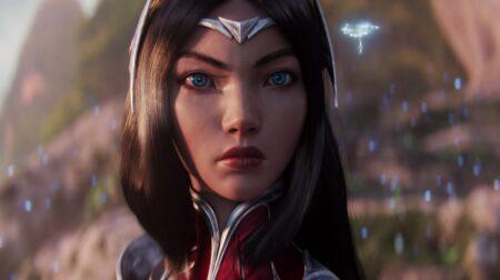 League of Legends, Irelia Awaken cinematic