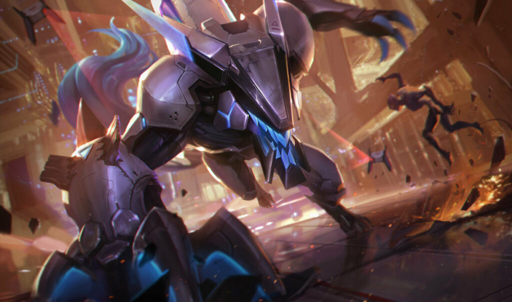 League of Legends, Project: Warwick, Project skins
