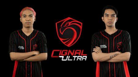 Mobile Legends: Bang Bang MPL PH team Cignal Ultra rookies Janus and Kekedot