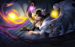 Mobile Legends: Bang Bang hero Lunox