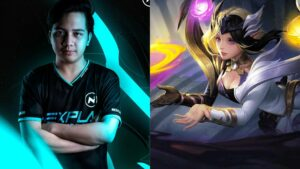 Mobile legends: bang bang mpl ph s7 nexplay esports support exort with lunox