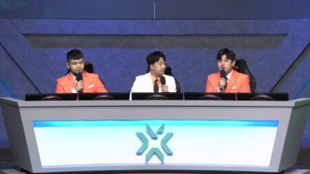 VCT Korea 2021, Korea Shoutcasters, BINBON, Chae Min Joon, Jung In Ho