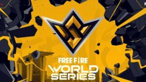 FFWS Free Fire World Series 2021 Singapura