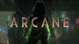 Lol Arcane Logo 2