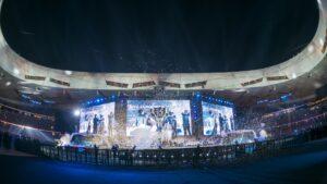 League of Legends Worlds 2020 Shanghai