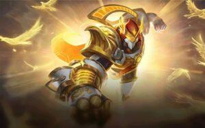 Mobile Legends Aldous King of Supremacy