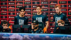 Evil Geniuses to TI10
