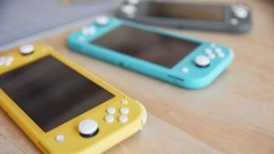 Nintendo Swtich lite photo 02