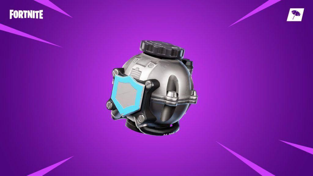 Fortnite shieldbubble