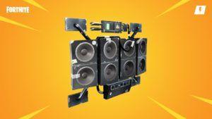 Fortnite soundwalltrap