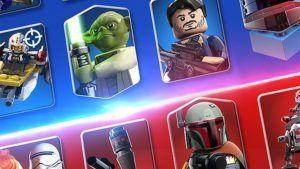 LEGO Star Wars Battles Star Wars 02