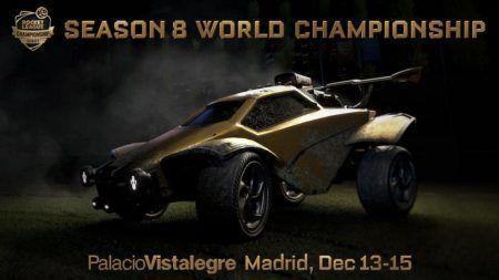 Rocket league world championship epic games psyonix