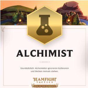 Tft alchemist