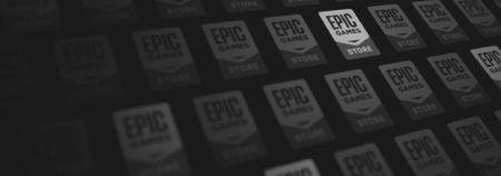 EpicGamesStore Logo