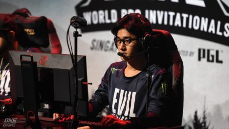 Evil Geniuses, Abed at the ONE Esports Dota 2 World Pro Invitational