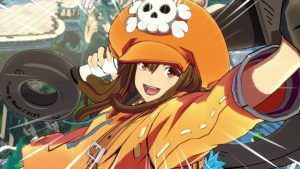 May from Guilty Gear Strive