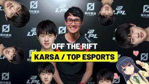 off the rift Karsa v3