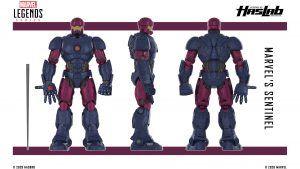 Marvel sentinel scan