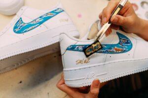 LeagueOfLegends WildRift limitededition sneakers customized2