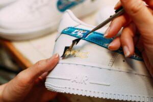 LeagueOfLegends WildRift limitededition sneakers customized3