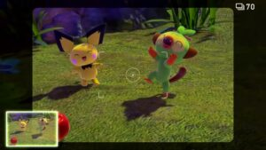 Pokemon snap apple