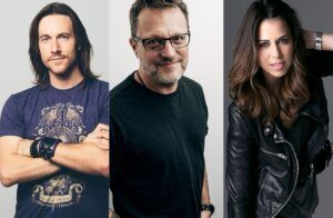 Voice actor, matt mercer, steve blum, laura bailey
