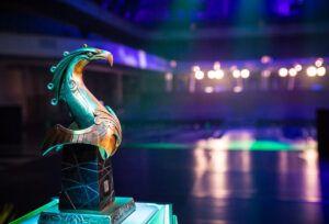 Dota 2, Frankfurt Major Trophy