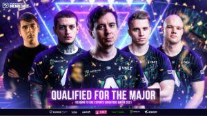 Alliance qualifies to the ONE Esports Singapore Major