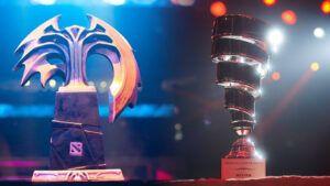 Dota 2, Manila Major & Kuala Lumpur Major Trophies