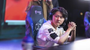Pyosik of drx at worlds 2020