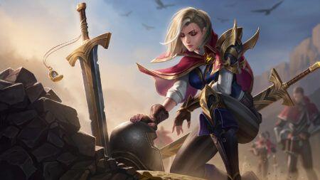 Mobile legends: bang bang hero, honor blade benedetta