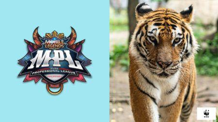 Mobile Legends: Bang Bang MPL PH S7 and WWF partnership