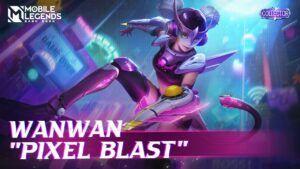 Wanwan Pixel Blast skin