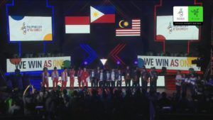 Final Sea Games Mlbb